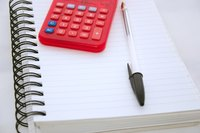 A ledger, pen and calculator are the basic tools of accounting.