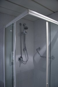 Shower sewer lines are easy to install if care and attention are given.