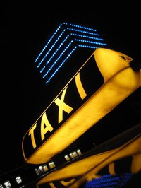 The vacation industry is a main source of taxi business in Orlando.