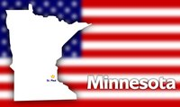 Minnesota became a state in 1858.