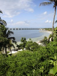 Key Largo is the northernmost island in the Florida Keys.
