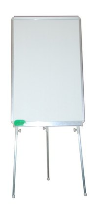 A damaged dry erase board can be repaired with the proper attention and products.