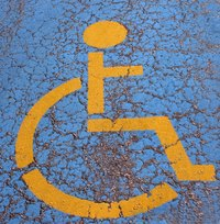 Businesses in Illinois must set aside the proper number of parking spaces for people with disabilities.