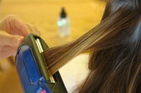 Avoid straightening hair frequently as it will damage your hair.
