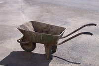 Wheelbarrows are convenient, but can be cumbersome for some people.