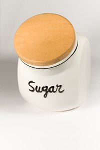 Household sugar is called sucrose and is one of many varieties of sugar.