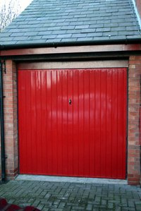 Garage doors can give your property a better look.