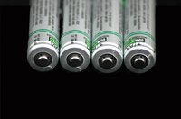 AAA batteries can be used in low-drain and high-drain products.