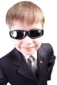 Your child might be a mini-mogul ready to whet his appetite for business.