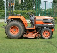 Equipment with an electric starter (including tractors) can benefit from having a voltmeter.