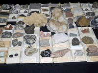 Basic geology and mineralogy is helpful when opening a rock shop.