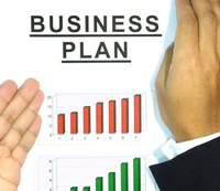 A good business will identify goals, outline strategy and detail financial goals.