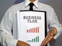 A solid business plan can help a company grow.