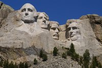 Mount Rushmore is one of the most popular tourist attractions in the United States.