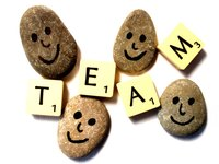 Team building activities help create a good working relationship.