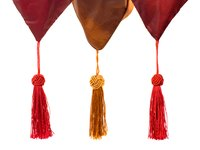 "The term ""tassel"" first appeared in the 14th century."