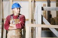 Manual laborers like construction workers are at high risk for on-the-job injury.