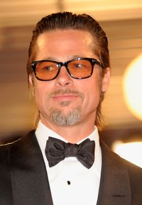 Brad Pitt, among others, contributed to the mustache's comeback in the 2000s.