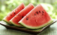 Watermelon seeds supply trace amounts of calcium and folate.