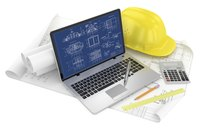 Construction estimating software aids the user in determining material amounts and costs.