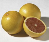 Sweet, low-calorie grapefruit can help you get more fiber and vitamin C in your diet.