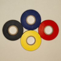 Duct tape is available in a wide array of colors.
