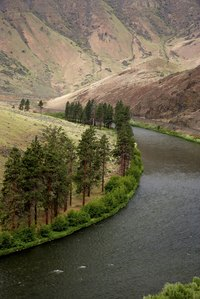 Ensign Ranch is set along the Yakima River in Washington State.