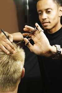 Self-promotion is a neccesity for hair stylists.