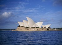 Most visitors to Australia will start in Sydney, home of the famous Opera House.