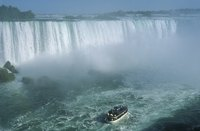 For those in a rush, Niagara Falls can be just over an hour's travel from New York City.