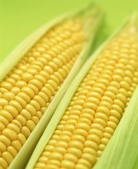Corn on the cob is one of the all-time convenience foods.