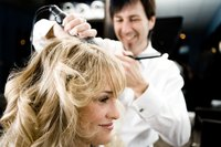 Instructors must first work as hair stylists or in a similar field.