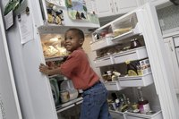 The first General Electric refrigerator cost $1,000 in 1911, the equivalent of about $25,300 today.