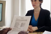 An attention-grabbing resume can lead to an interview.