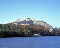 Stone Mountain looks intimidating, but reaching the summit is easier than many realize.