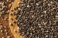 Add chia seeds to yogurt or hot cereal for a boost of nutrition.