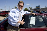The asking price of your used car is not necessarily the same as the car's value.