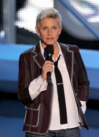 Tickets are tough to get for Ellen DeGeneres' talk show.
