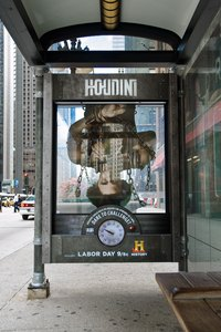 Harry Houdini remains a fascination today.