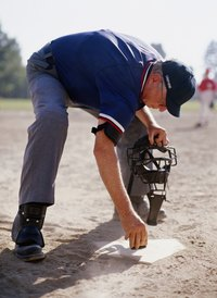 Some college umpires work year-round in various baseball leagues.