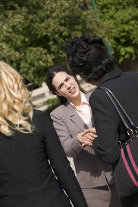 Verbal introductions can jumpstart relationships and opportunities in business.