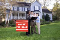 An opem house can lead to future sales by capturing new leads.
