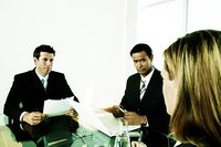 Panel interviews can be intimidating for job candidates.
