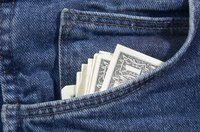 Save your money by tailoring your jeans yourself.