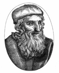 John Wycliffe, a translator subjected to very hard tests