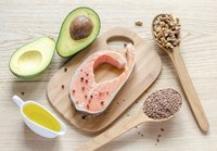 Choose healthy fats from avocados, olive oil, nuts and fish.