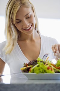 A healthy diet is essential for weight loss.