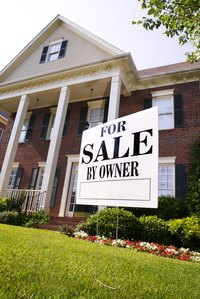 Selling a house can be difficult in a slow market.