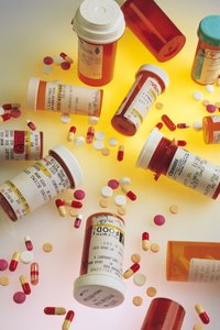 Prescription drug interactions may be dangerous.