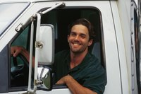 Tractor-trailer truck owners can find freelance delivery work in several industries.